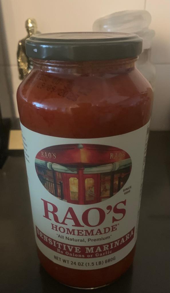 Rao's Homemade Sensitive Marinara
