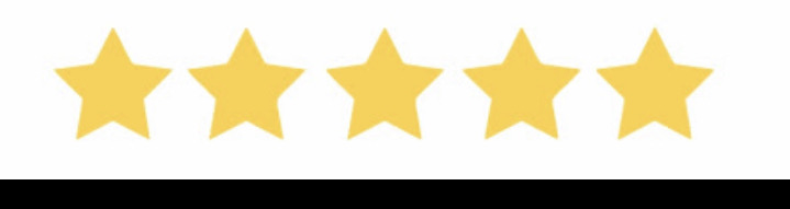 Five stars graphic