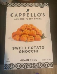 Cappello's Sweet Potato Gnocchi